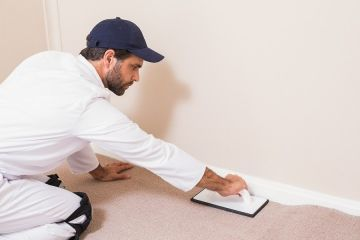 Carpet Stretching in Pearland by Almighty Services