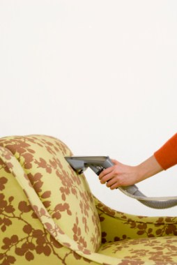 Upholstery cleaning in Friendswood, TX by Almighty Services