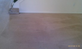 Before & After Carpet Cleaning in Channelview, TX